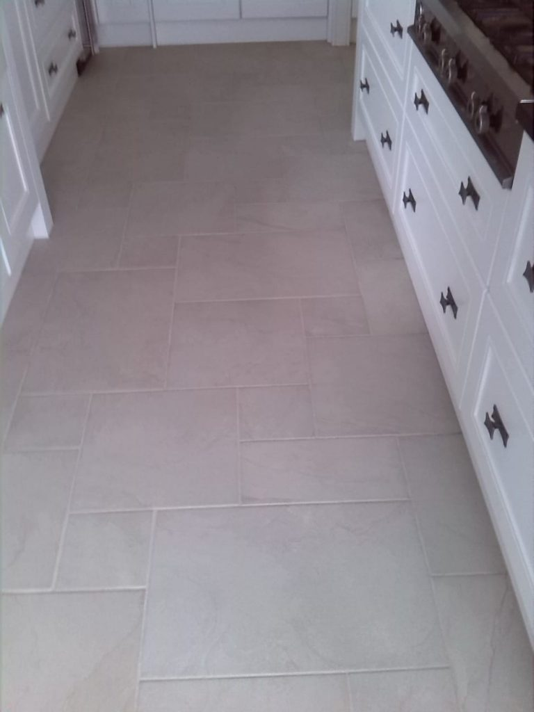 New Stone Tile Floor Cleaning Essex