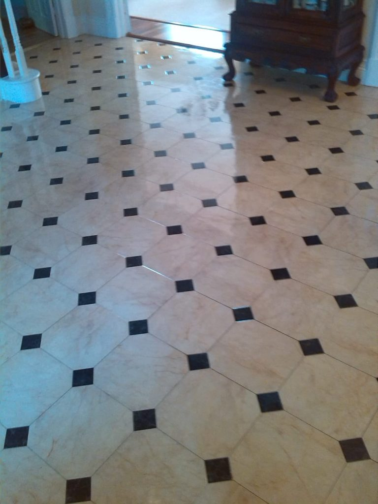 Stone Tile Floor Cleaning Surrey